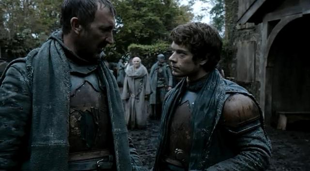 dagmer cleftjaw and theon